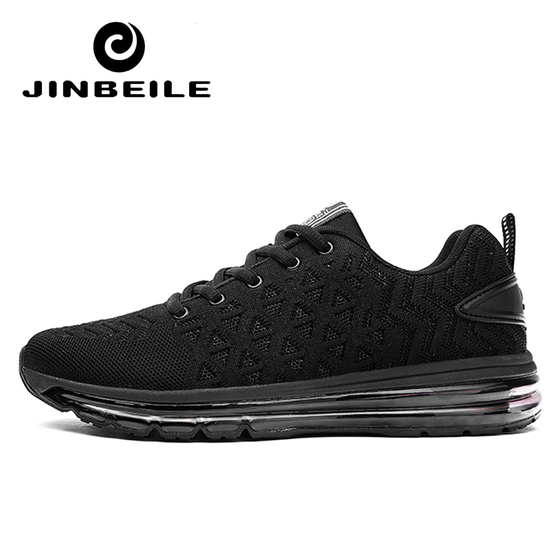 more photos 7cbca 5f22a US $35.78 33% OFF|2018 Sneakers Jogging for men sports running Shoes Mens  Trainers Air Walking Max Sport Gym Shoes Men Zapatillas Hombre-in Running  ...