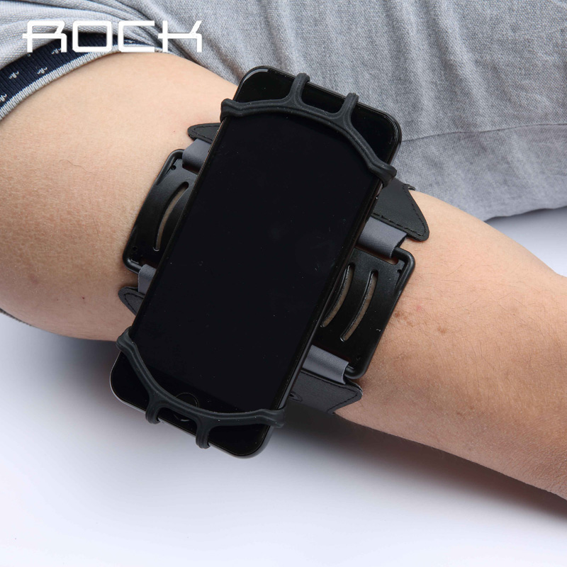 bilder für Rock Universal Arm Band Fall für iPhone 6 s 7 Plus Rennen Sport armbinde Handyhalter für Samsung S7 rand S8 s8 plus Radfahren Fall