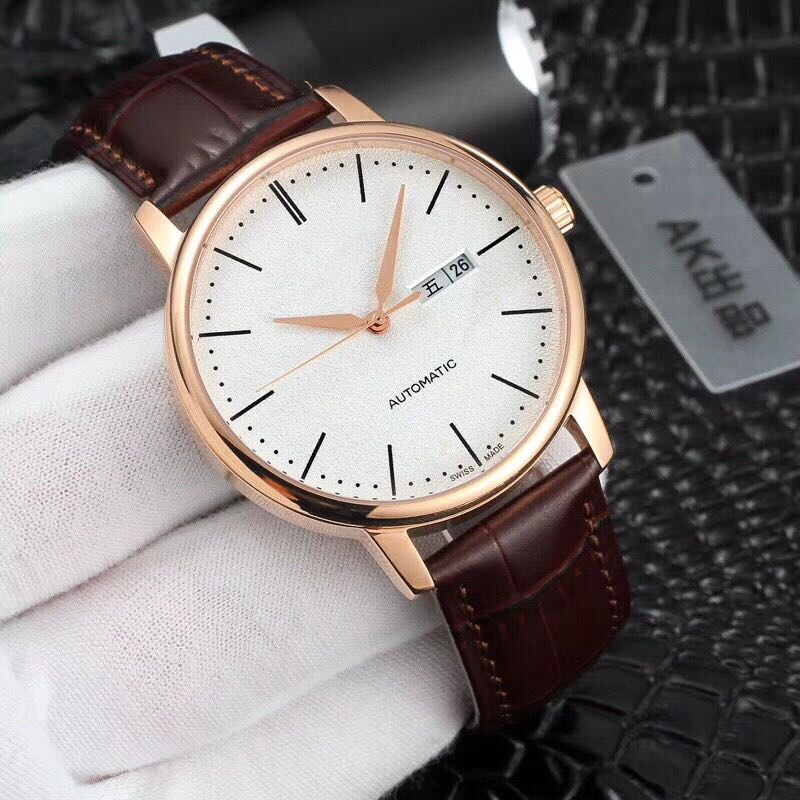 WC08117 Mens Watches Top Brand Runway Luxury European Design Automatic Mechanical Watch