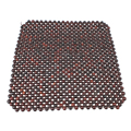 Rosewood Bead Seat  Car  Seat eco-friendly Auto Car Home Chair Cover Beaded Seats Covers massages