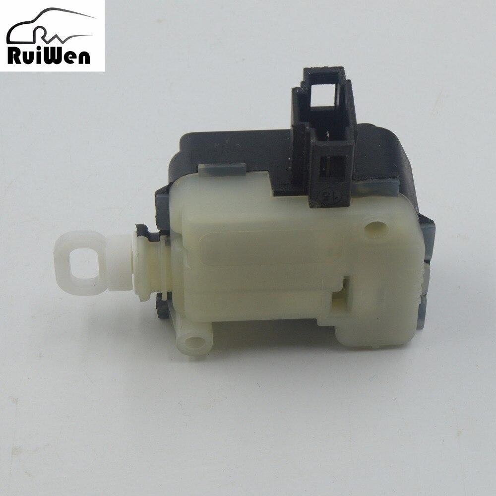 Stellmotor Antrieb Microschalter Zentralverriegelung Kofferraum für VW PASSAT 3B