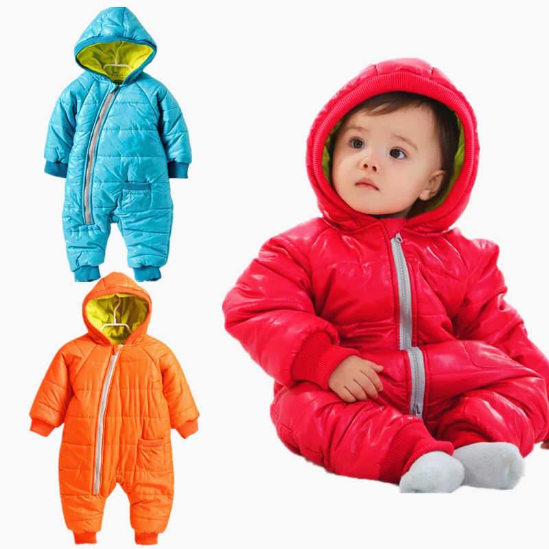 a13c04a999ef Detail Feedback Questions about Snowsuit Baby Snow Wear Warm Padded ...