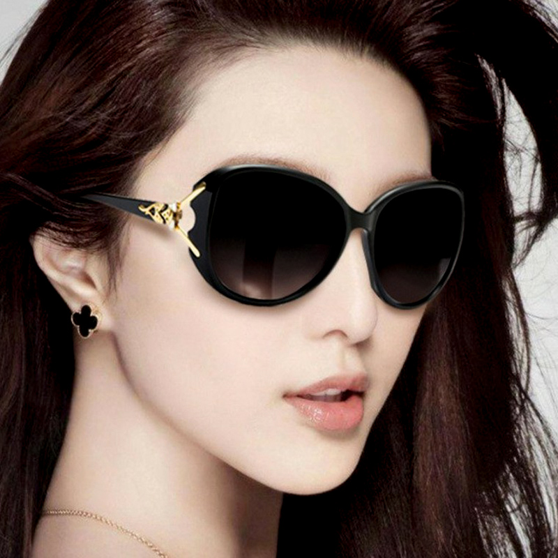 Vintage Oversized Women Sunglasses Oval Sunglasses Women Big Shades For Female 2019 NEW Brand Summer Ladies Sun Glasses UV400