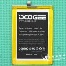 цена на Doogee F5 Battery Replacement Original 2660mAh Smart Phone Parts backup battery for Doogee F5 in stock