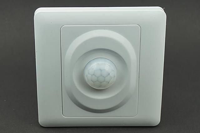Licht En Bewegingssensor : Infrarood ir automatische bewegingssensor lamp muur plafond led
