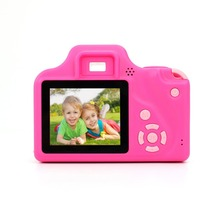 D10 Full HD 1080P Digital Video Camera 2 Inch LCD Screen Display Portable Children Mini DV for Home Travel Use