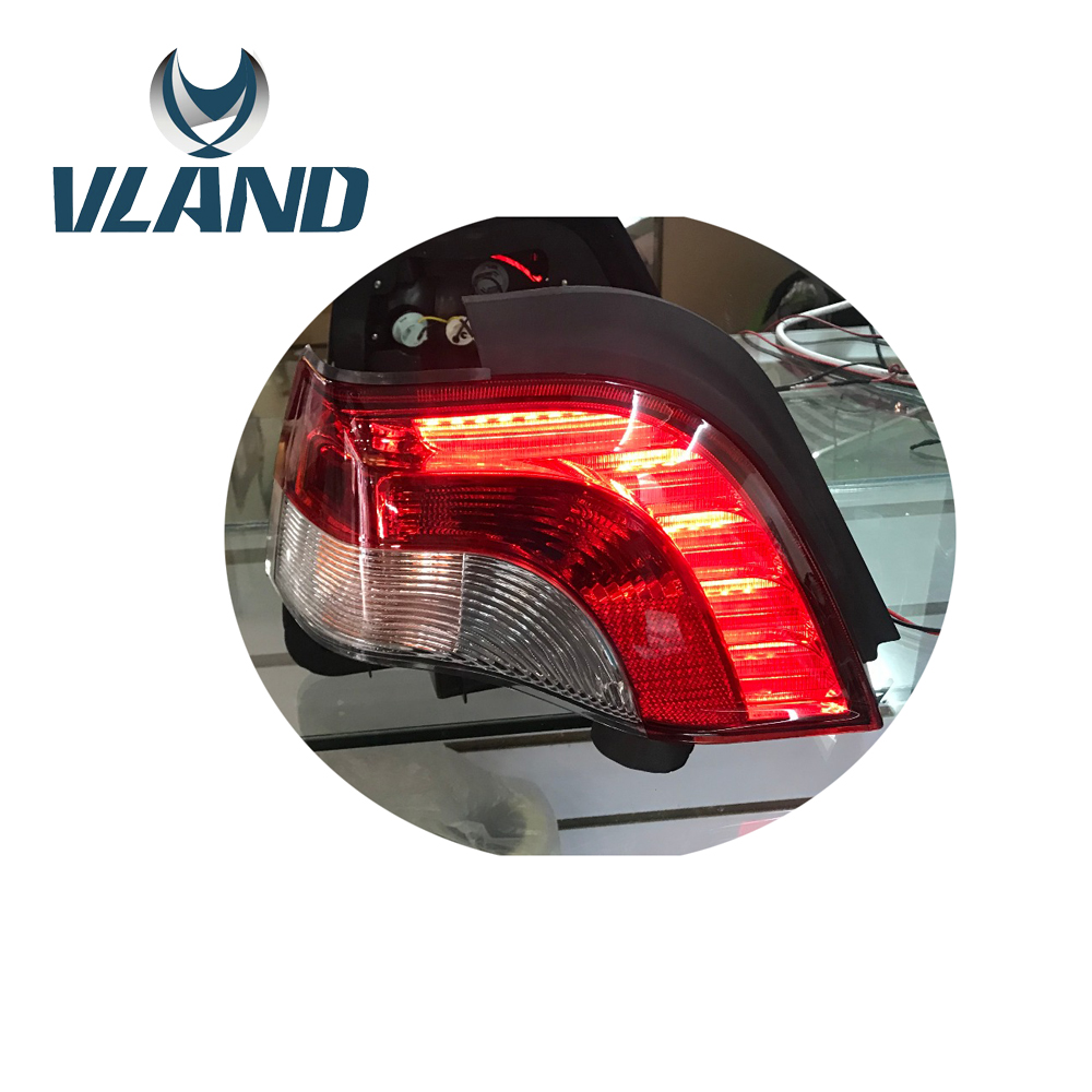 d73232a4763c VLAND Factory For Car Tail Lamp For Daewoo Nexia LED Taillamp 2000 2001  2002 2004 2005 2008 Daewoo Nexia LED Taillight Red Color
