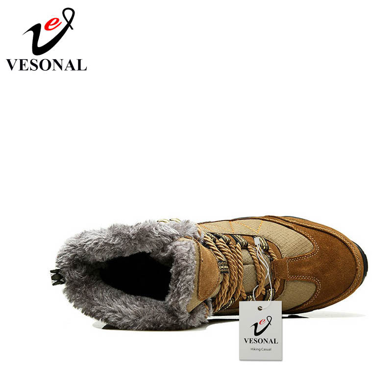 Adulto uomo Winter Snow Plush Short Per da Boots 8185 Fashion Cow Brand Warm Stivali blu Stivaletti 2018 Suede Khaki Scarpe Vesonal Fur qg8Afw0x