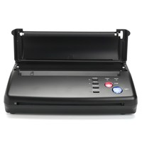 Tattoo Transfer Machine Printer Drawing Thermal Stencil Maker Copier Permanet Makeup Supply With 10PCS A4 Transfer