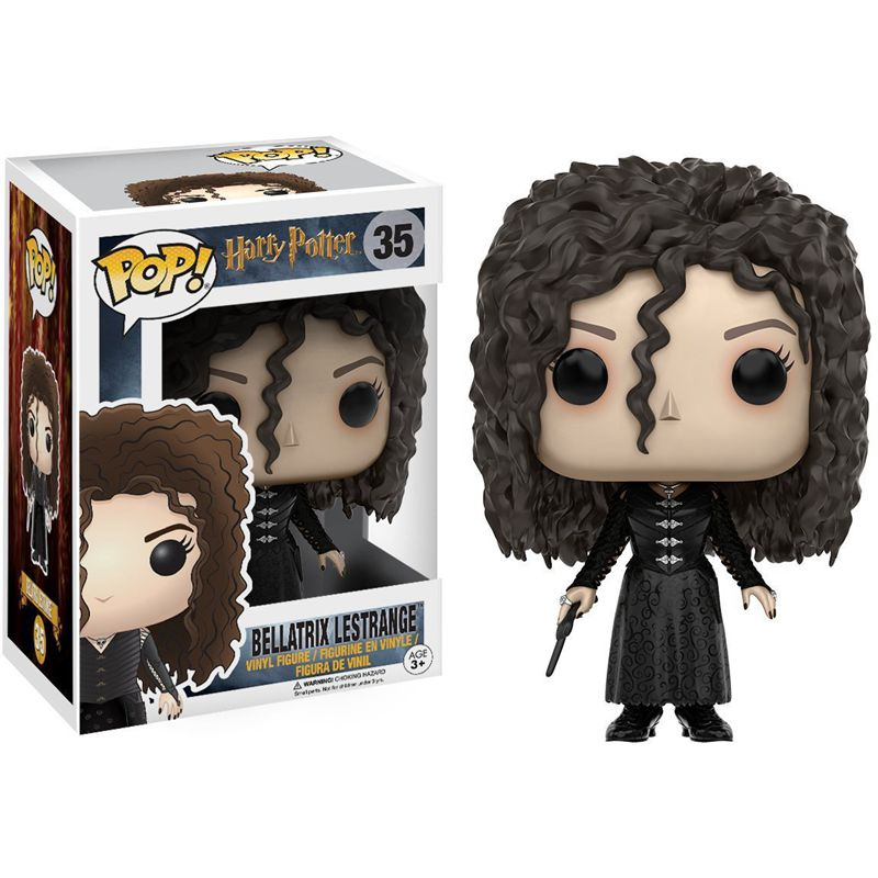 FUNKO POP Official Harry Potter - Bellatrix Lestrange Vinyl Figure Collectible Toy with Original box