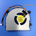 laptop cpu cooling fan cooler fan for MSI S6000 X600 CLEVO 7872 C4500 FAN AB6505HX-J03 AB6605HX-J03 6-31-W25HS-100 BS5005HS-U89