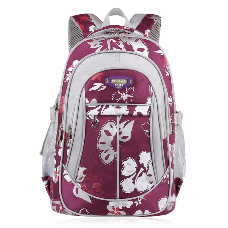 Cheap and beautiful 2017 new hot School Bags for Girls Brand Women Backpack  Cheap Shoulder Bag Wholesale Kids Backpacks -in School Bags from Luggage    Bags ... 1a203358db