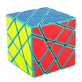 MoYu AoSu Axis Skew Magic Cube Speed Puzzle Cubes Toys For Kids