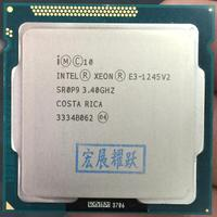 Intel Xeon Processor E3 1245 V2 E3 1245 V2 PC Computer Desktop CPU Quad Core Processor LGA1155 Desktop CPU