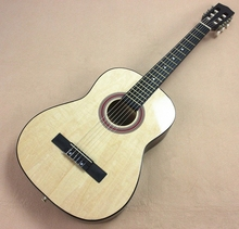 "2016 NEW 36"" Acoustic Classical guitar 36-1 wood color guitarra Musical Instruments with guitar strings"