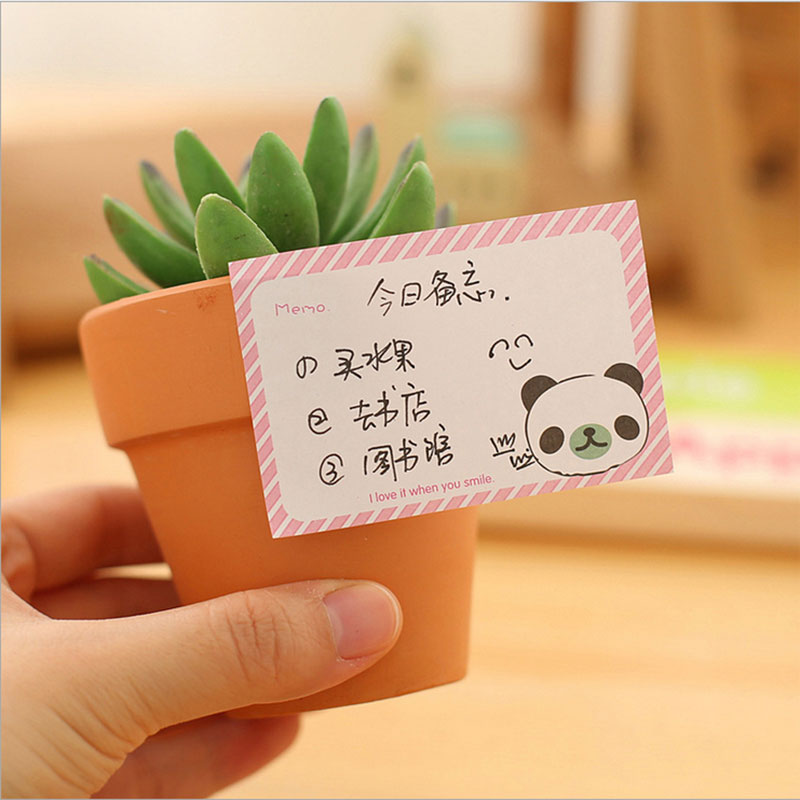 Adaptable Cute Kawaii Cartoon Animal Finger Unicorn Memo Pad N Times Sticky Note Paper Korean Stationery Cat Planner Sticker School Office Memo Pads