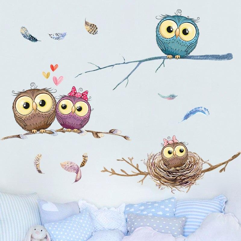 Zelfklevend Behang Kopen.Kopen Goedkoop Kleur Cartoon Stickers Baby Kinderen Kamer