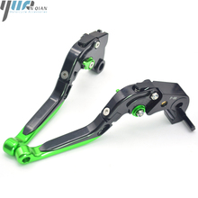 2017 Hot Motorcycle Parts Adjuster Brake Clutch Levers For Kawasaki  NINJA 650R ER6F ER6N 2006 2007 2008 NINJA 400R 2011 year