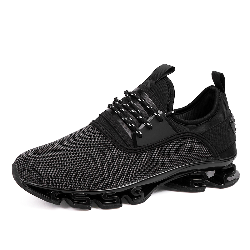 super cool breathable free blade running shoe men sneakers bounce summer outdoor  sport shoes professional 2019 special offer -in Running Shoes from Sports  ... 94dee552897f