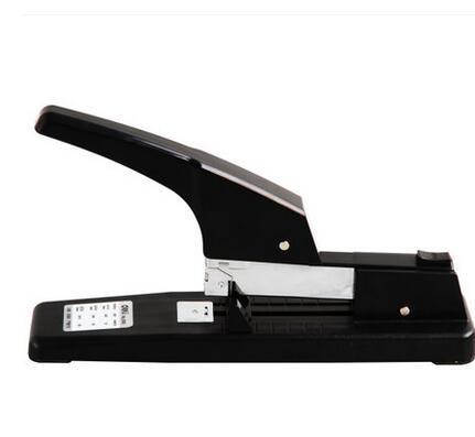 Deli Heavy Duty Stapler 50/80/210 Sheets Large Arm Thickening Stapler 20H0399/ 20H0390/ 20H0392 стоимость