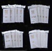 10 PCS Slim Cover Clear Soft TPU Case For Samsung J1 Ace J2 Mini J3 Pro
