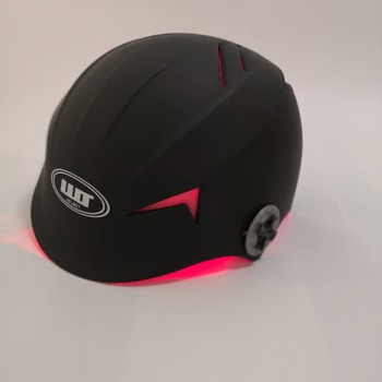 LLLT Therapy for hair loss treatment 650nm 68 diode laser helmet hair regrowth