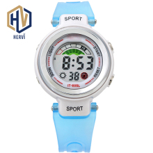 hot deal buy 2018 dropshipping top electronic automatic women watch sport 50m waterproof wrist watch ladies fashion digital watches h605l-b