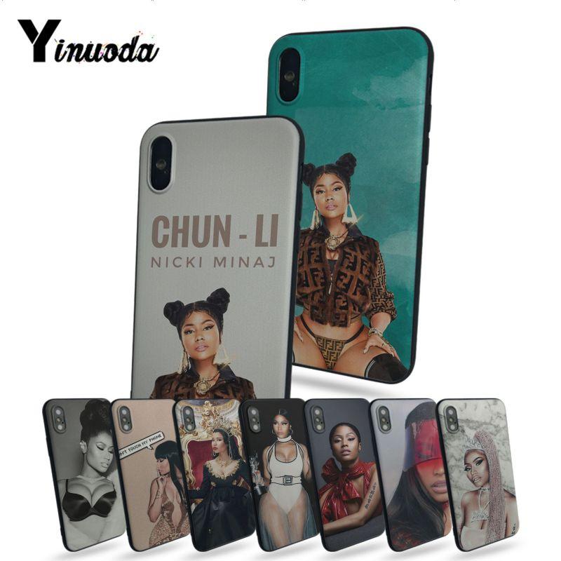 Yinuoda Rap singer Nicki Minaj Unique Design Newest The