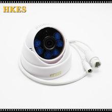 HKES 34pcs/lot 1MP IP Camera 720P Full HD camera IP Indoor p2p Night Vision CCTV Camera IR-CUT,ONVIF