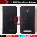 2017 dexp ixion xl240 triforce case preço de fábrica 6 cores moda personalizar deslizamento de couro exclusivo case de proteção tampa do telefone