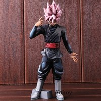 Dragon Ball Z Super Master Stars Diorama Son Goku ROS!! Special Ver. PVC Zamasu Goku Black Figure Action Collectible Model Toy