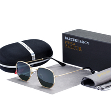 Classic Retro Reflective Sunglasses BC3548 Women Brand Designer Metal Frame Eyewear Men Sun Glasses With Box Oculos De Sol gafas цена