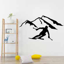 Modern sport Environmental Protection Vinyl Stickers Removable Wall Sticker Wall Decoration Murals