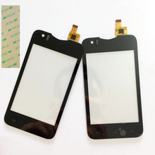New Touch Screen For Explay A350 A350TV A360TV Touch Screen For Star TV A350 Capacitive Digitizer Panel+3M Sticker
