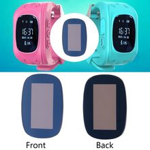 New Glass Screen Protector Replacement For Smart Kid Anti-Lost GPS Tracker Watch Q50 Dec15(China)