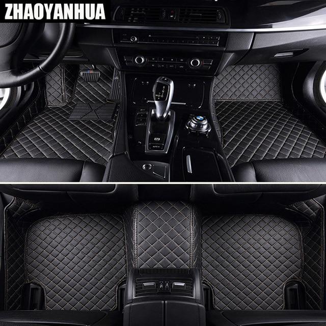 Custom Make Car Floor Mats For Mercedes Benz S Class W220 280 320