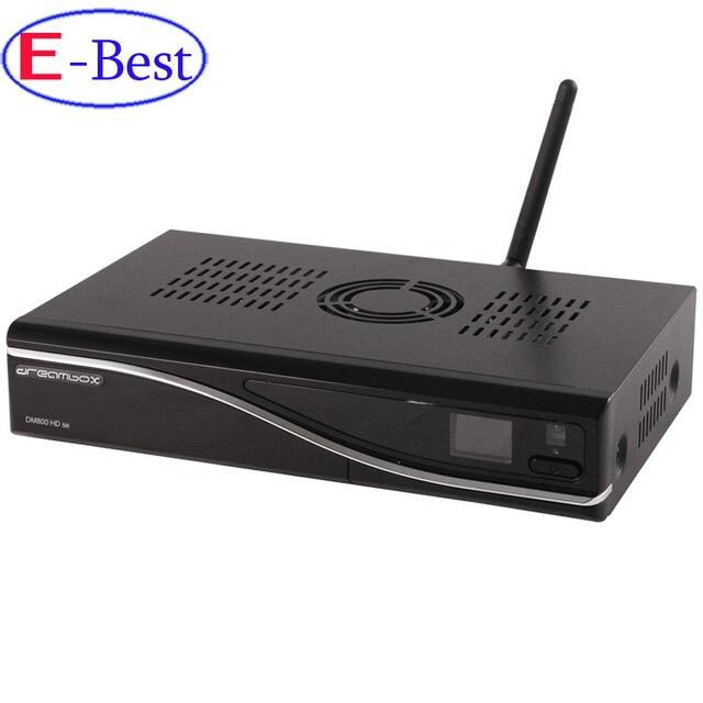 dm 800hd se Satellite tv Receiver  dm800se DM800hd se Wifi Inside sim a8p BCM4505 Tuner 400Mhz Processor At stock