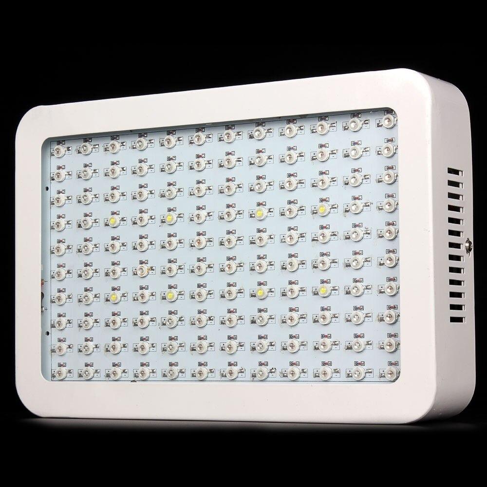 2 шт./лот полный спектр привело светать 120LED 600 Вт для hypdroponics Системы растений vegs расти поле компанией DHL