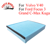 Carbon Cabin Filter For Ford Focus 3 Grand C Max Kuga Volvo V40 Car Auto Parts