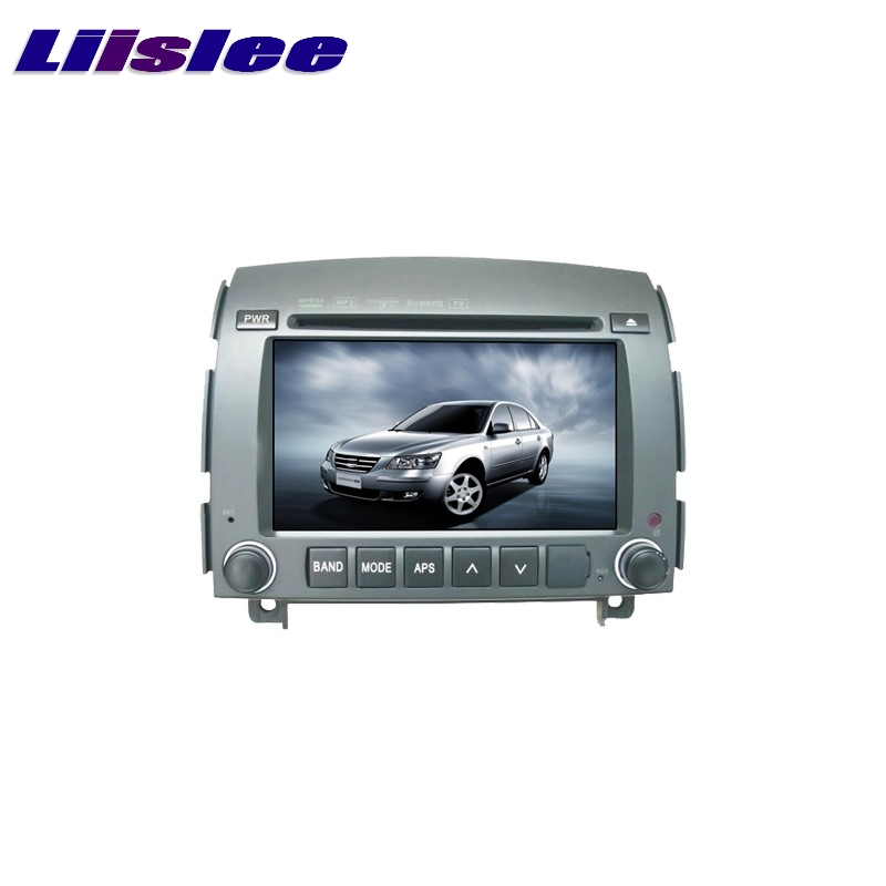 Pour HYUNDAI Sonata NF 2004 ~ 2009 LiisLee Voiture Multimédia TV DVD GPS Audio Salut-fi Radio Stéréo Original Style De Navigation NAVI