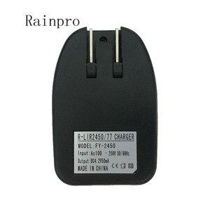Image 1 - Rainpro 1 ピース/ロット LIR2450 LIR2477 3.6V ボタン電池充電器