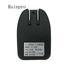 Rainpro 1 stks/partij LIR2450 LIR2477 3.6V Button batterij oplader