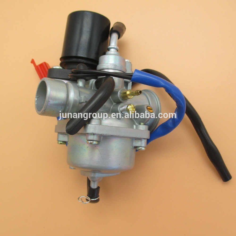 Engine Cooling & Accessories Nice Carburetor For 2-stroke Dinli 50cc 70cc 90cc 100cc 110cc Atv Carb Electric Chock