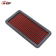 AIR-FILTER R-EP Hyundai Replacement 28113-1G000 High-Flow Kia Rio OEM Accent Washable