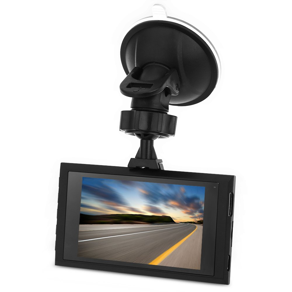 Ultra Thin A8 Car DVR Recorder 1080P Full HD Car DV 170 Degree Wide Angle Dsah