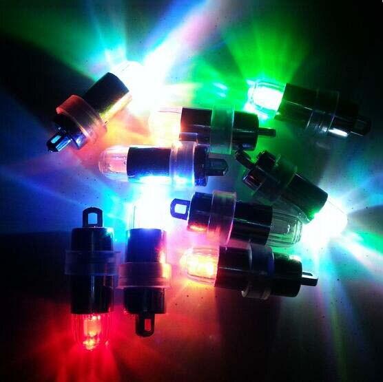 (20pcs/lot)Free Shipping_Warm White LED Balloon Light/ LED Mini Party Light For Paper Lanterns / LED Mini Light Bulb For Party