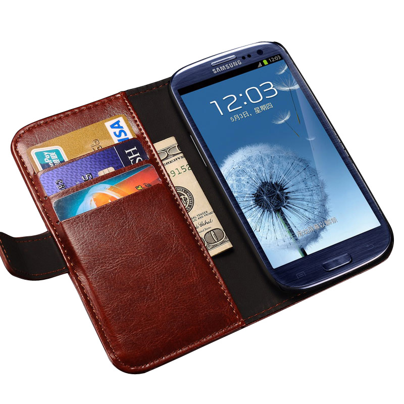 best sneakers 4adf2 ea9ef US $4.98 |Wallet Leather Case For Samsung Galaxy Grand Duos i9082 Grand Neo  Plus i9060 Card & Cash Holder Stand Style Back Cover Case-in Wallet Cases  ...