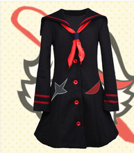 Anime Kill La Kill Cosplay Ryuko Matoi Navy Sailor Uniform Costume Japan Anime Dress