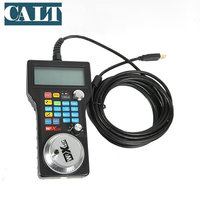 LHB04 Engraving machine electronic hand wheel MACH3 wired manual pulse generator cnc MPG