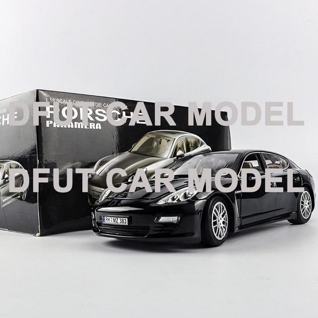 Escala 1: 18 de aleación de juguete en vehículos Panamera deportes modelo de coche de los niños coches de juguete Original autorizado auténtico juguetes de los niños
